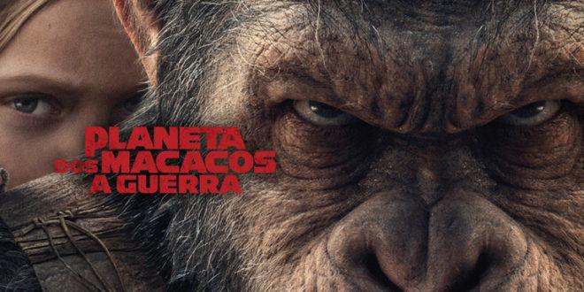 Planeta dos Macacos: A Guerra estreia em São Leopoldo