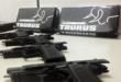 Guarda de São Leopoldo recebe curso de habilitação de pistolas