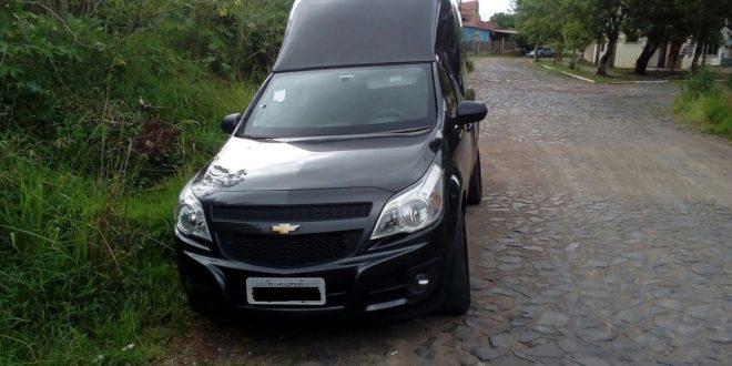 Guarda Municipal recupera veículo na Campina levado por bandidos