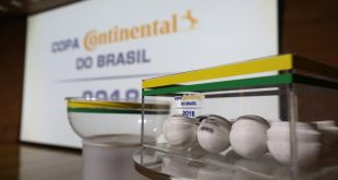 Copa do Brasil: sorteio das oitavas no dia 20