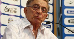 Ex-presidente do Grêmio, Fábio Koff, morre aos 86 anos