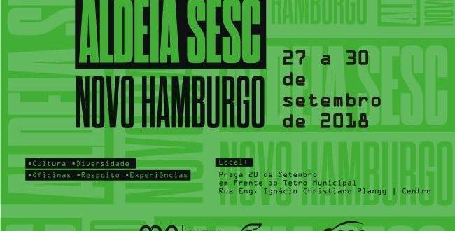 Cortejo circense e show de Vitor Ramil abrem 1° Aldeia Sesc nesta quinta-feira em Novo Hamburgo