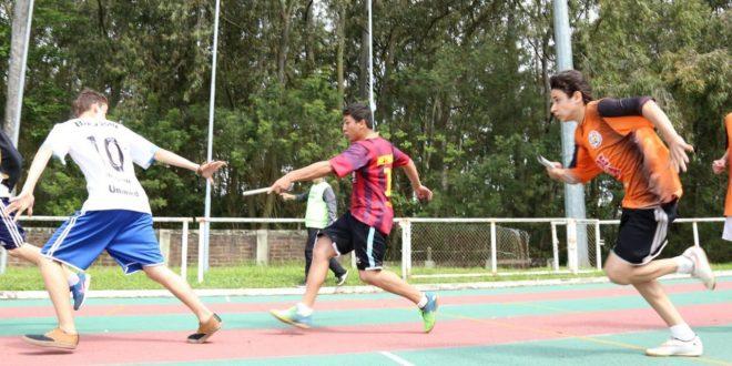 Jogos integram alunos da Motic São Leo