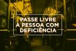 Alterado local para encaminhamento de passe livre para pessoas com deficiência em São Leopoldo