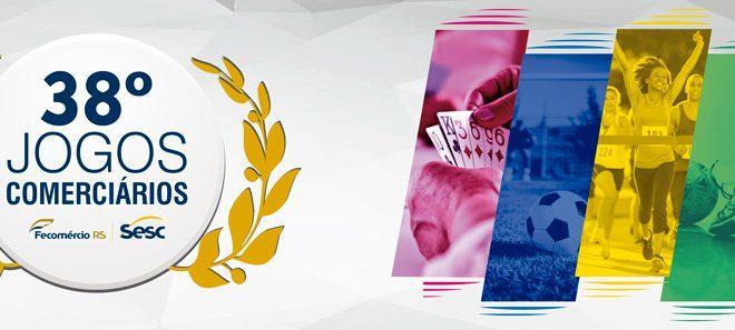 São Leopoldo é destaque na final estadual dos 38º Jogos Comerciários Sesc