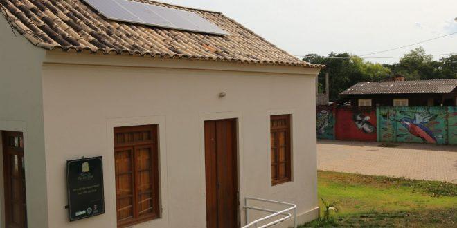 Equipamentos de geração de energia limpa são instalados no Museu do Rio