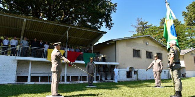 Comando Regional de Polícia Ostensiva do Vale do Sinos tem novo comandante