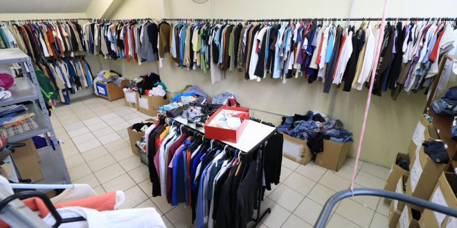 Banco Municipal de Agasalho recebe doações