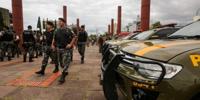Primeira Operação Integrada Metropolitana encerra com 123 presos e mais de 4.600 abordados